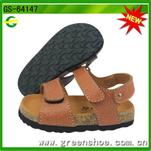 New Kids Boy Cork Sandals for Summer (GS-64147) pictures & photos