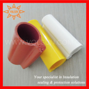 Silicone Rubber Overhead Line Cover pictures & photos