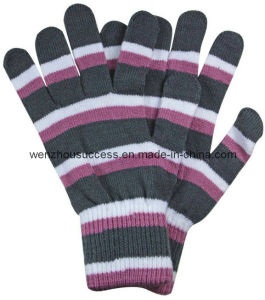 Knitted Gloves Sh12-2g018 pictures & photos