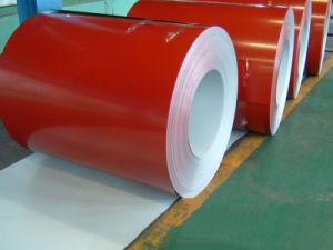 Colour Coated Steel Coils & Sheets pictures & photos