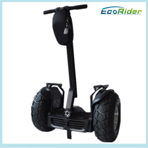 off Road Brushless 4000W Samsung Lithium 72V Electric Scooter Chariot pictures & photos