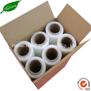 Plastic Stretch Wrapping Film Stretch Shink Film pictures & photos