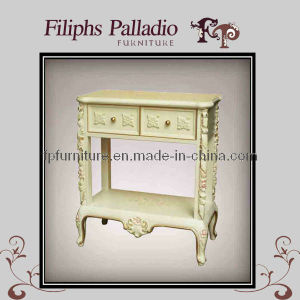 French Classic Home Furniture - Classic Tea Cabinet