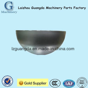 Stainless Steel Half Hollow Ball Metal Hemisphere Manufacturer pictures & photos