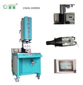 15kHz 4200W Ultrasonic Plastic Welding Machine pictures & photos