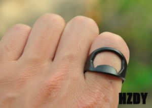 Stainless Steel Ring Bottle Opener pictures & photos