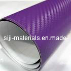 Bubble Free 3D Carbon Fiber Film, Car Wrapping Film