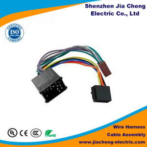 Connector Female Wiring Harness AMP for Automotive Fuel Pressure Sensors pictures & photos