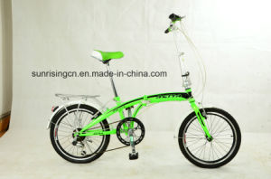 Folding Bicycle Foldinc001 pictures & photos