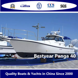 Bestyear Panga Boat of 40 Boat pictures & photos