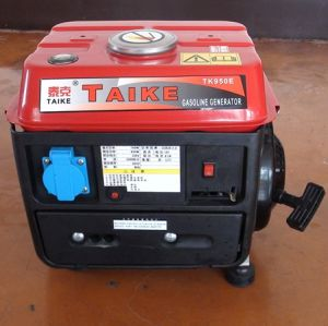 650W Portable Gasoline Generator (TK950) pictures & photos