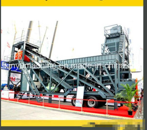 Yhzs75 China Hot Mobile 75m3/H Batching Plant pictures & photos