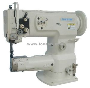 Unison Feed Cylinder Bed Large Hook Sewing Machine pictures & photos