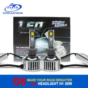 Hot Sell Osram Chip 3600lm LED Headlight H1/H3/H4/H7/9005/9006 LED Auto Headlight pictures & photos
