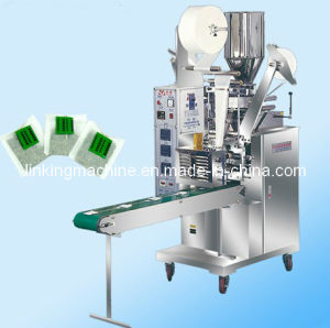 Tea Bag Packing Machinery with Thread and Tag (YD-11) pictures & photos