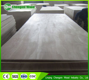 Full Hardwood Bb Grade Commercial Plywood (6mm, 9mm, 12mm, 18mm) pictures & photos