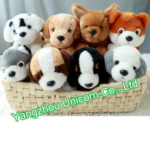 CE Soft Stuffed Animal Plush Toy Dog Kids Baby Pillow pictures & photos