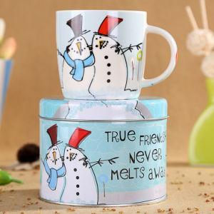 Tin Box for Coffee Mug Piggy Bank pictures & photos