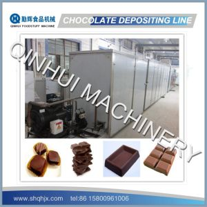 Chocolate Process Line (QH200) pictures & photos