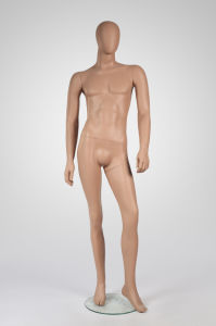 Fiberglass Mannequin Male with Egg Head pictures & photos