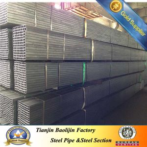 Mild Welded ERW Square Hollow Section Steel Tube pictures & photos
