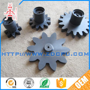 White Mini Worm Gear in Good Quality pictures & photos