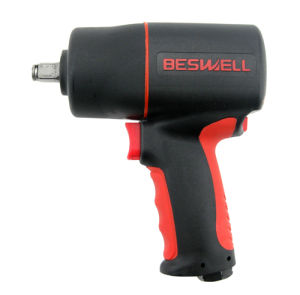 "1/2"" Composite Twin Hammer Air Impact Wrench pictures & photos"