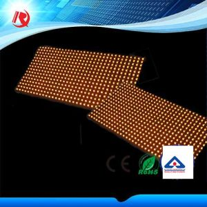 Long Time LED Module Amber Color Outdoor LED Display pictures & photos