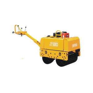 High Quality Vibratory Roller Honda 5.5HP Jy600d Hot Sale