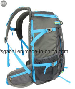 Outdoor Sports Travel Camping Mountain Climbing Hiking Backpack Bag pictures & photos
