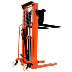 1500kg Manual Forklift Manual Pallet Stacker pictures & photos