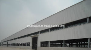Stable and Energy Saving Prefabricated Steel Structure Workshop pictures & photos