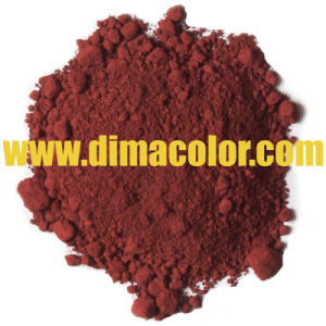 Economic Grade Iron Oxide Red 130 for Construction Material 580USD/Mt pictures & photos