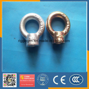 Yellow Zinc Plate JIS Eye Nut JIS 1169 1168 pictures & photos