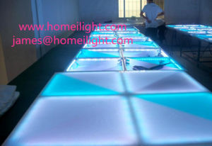 RGB Color LED Dance Floor for Wedding Party KTV Bar pictures & photos