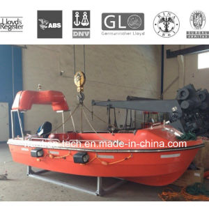 Solas 6person Fiberglass Rescue Speed Boat for Lifesaving (HT-R43) pictures & photos