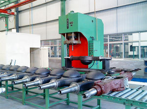 Single-Column Adjusting Press-Assembly Hydraulic Press pictures & photos