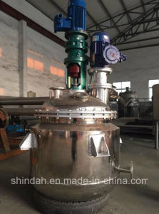 Electricity Heating Type Ss Reactor Kettle with 100L-1000L pictures & photos