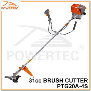 Powertec 31cc 4-Stroke Gasoline Brush Cutter (PTG20A-4S) pictures & photos