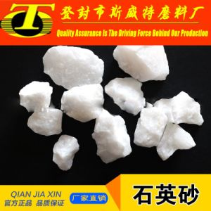 High Purity Natural Silica / Quartz Sand for Refractory Material pictures & photos