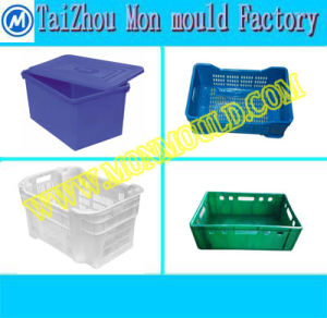Plastic Injection Mold for All Kinds Fruit, Vegetableturnover Box Mould pictures & photos