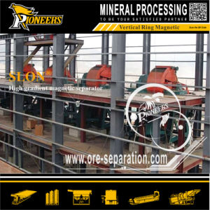 Eriez Wet High Intensity Metal Mineral Beneficiation Machine Magnetic Separator pictures & photos