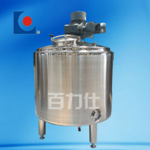 Hot Sale Stainless Steel Jacket Tank pictures & photos