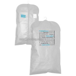 PP Non Woven Clothing Cover (HBGA-11) pictures & photos
