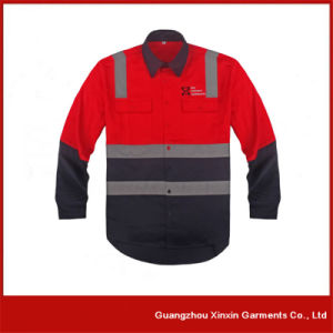 2017 New Long Sleeve High Quality Working Wear for Winter (W272) pictures & photos