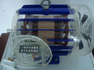 Deep Bar Motor, 3D Model Industrial, Industrial Model Making, Emonstrational Model