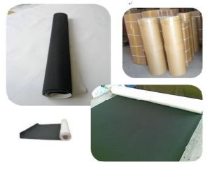 Black Color Intaglio Banknote Printing Rubber Blanket pictures & photos