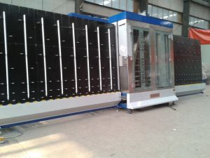 Low-E Vertical Glass Washing and Drying Machine pictures & photos