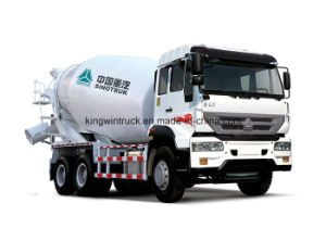Sinotruk 6X4 Driving Type Concrete Mixer Truck/ Cement Mixer Truck pictures & photos