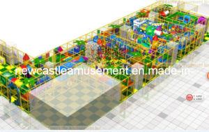 Indoor Plindoor Playground Equipment (NC-IP216) pictures & photos